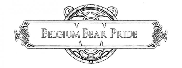 Belgium Bears Pride