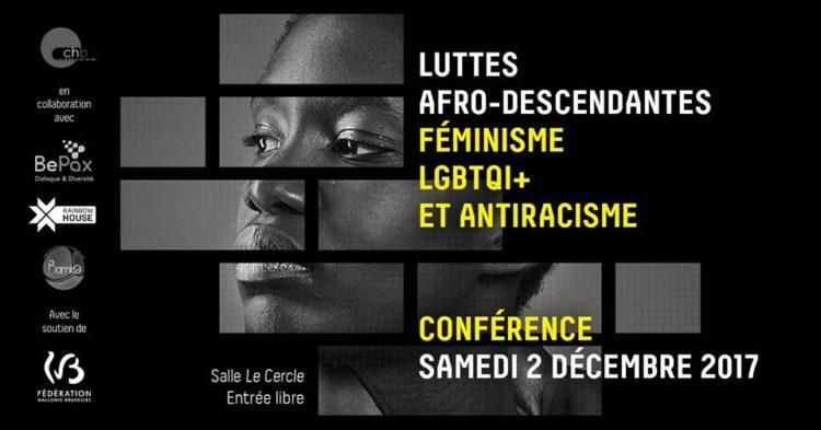 Luttes Afro-Descendantes : Féminisme, LGBTQI+ et Antiracisme (2017)