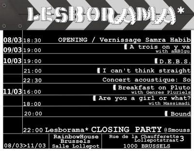 Lesborama*