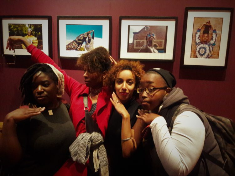 Queer African is Pride: vernissage de l'expo qui a eu lieu le 15 septembre à la RainbowHouse Brussels.