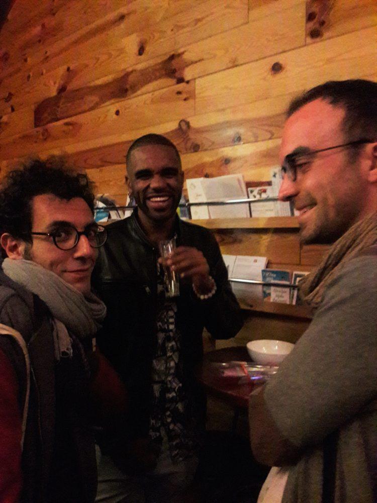 L'artiste et militant: Mikael Owunna