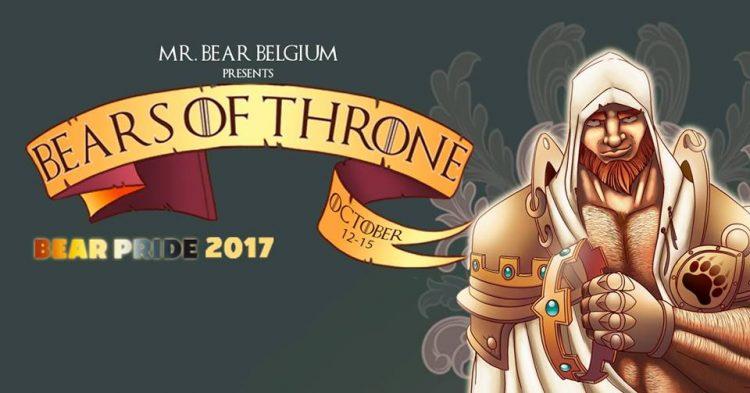 Belgium Bear Pride