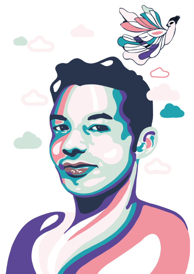 PORTRAIT DE IHSANE JARFI