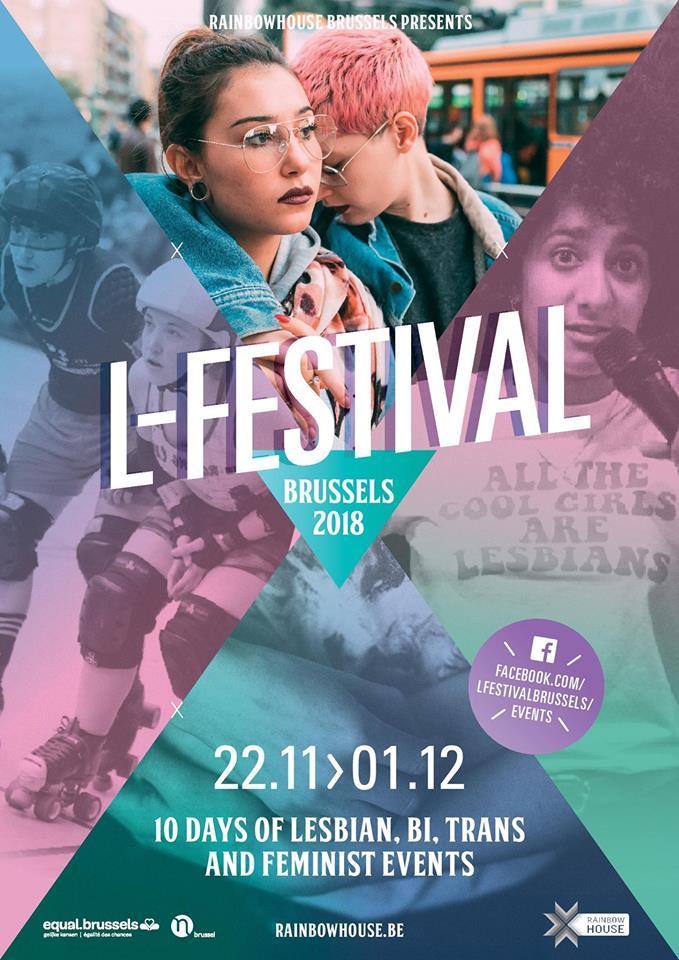 Affiche L-Festival 2018