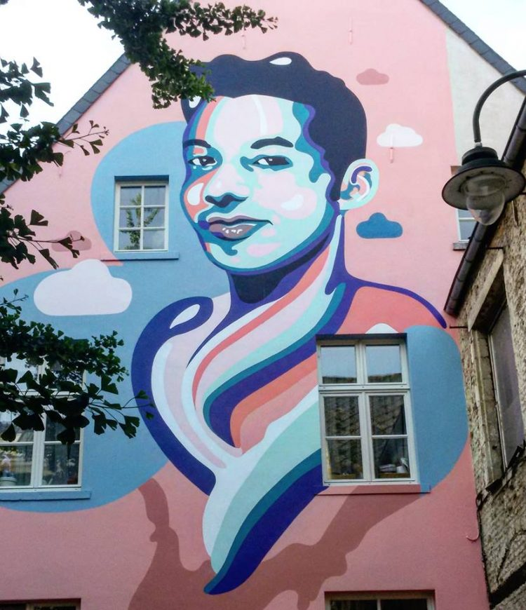 STREET ART: OUR FRESCOES PROJECTS