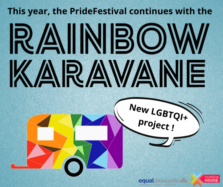 NEW PROJECT: Rainbow Karavane